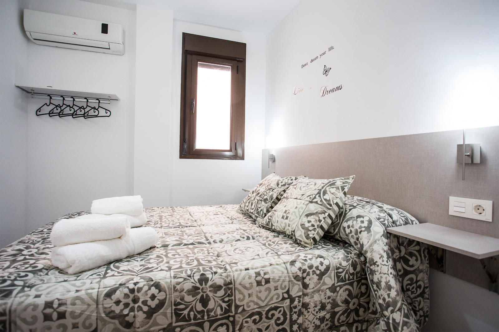 Apartamento para dos personas Granada