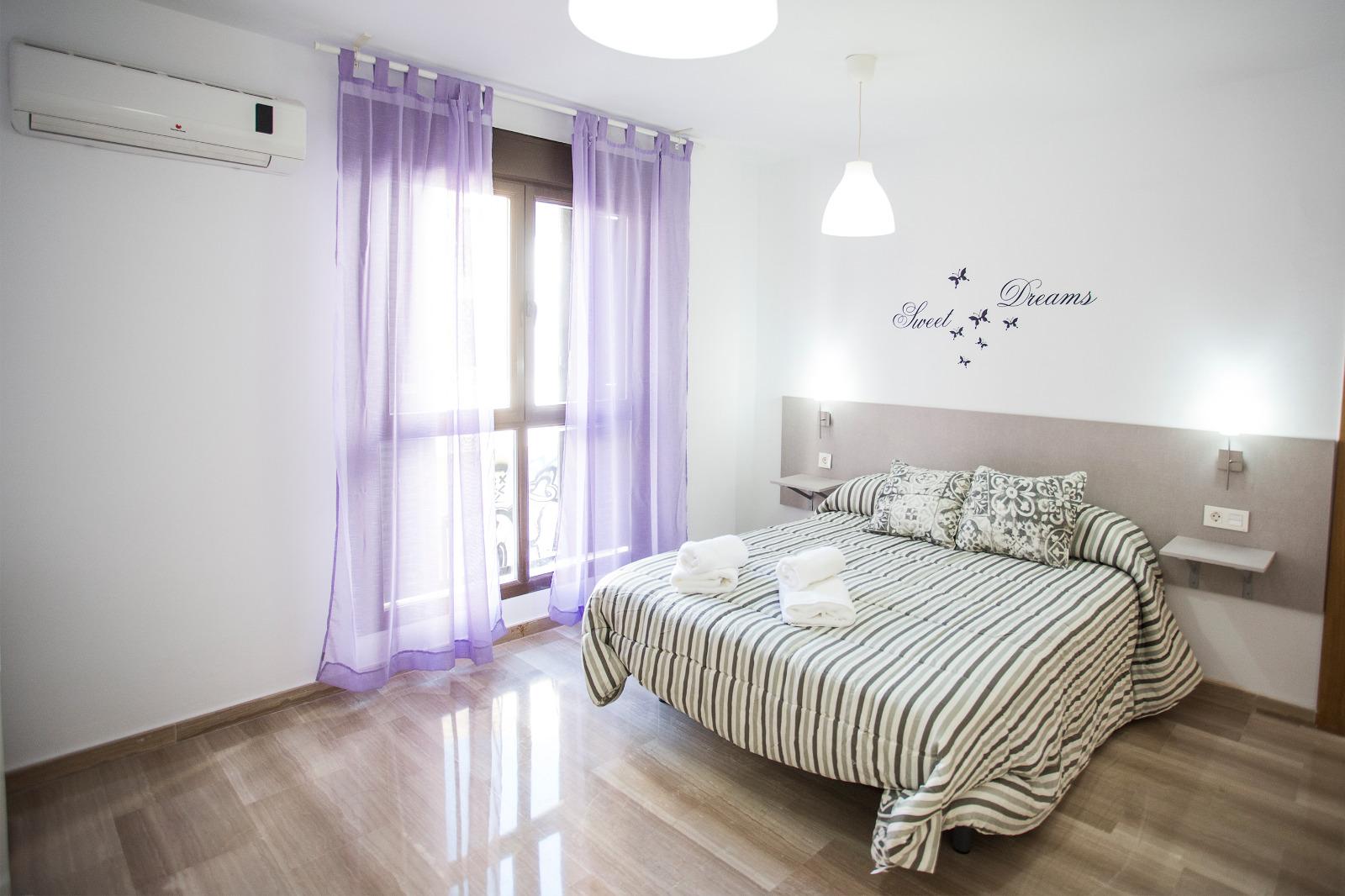Apartamento para 4 personas Granada