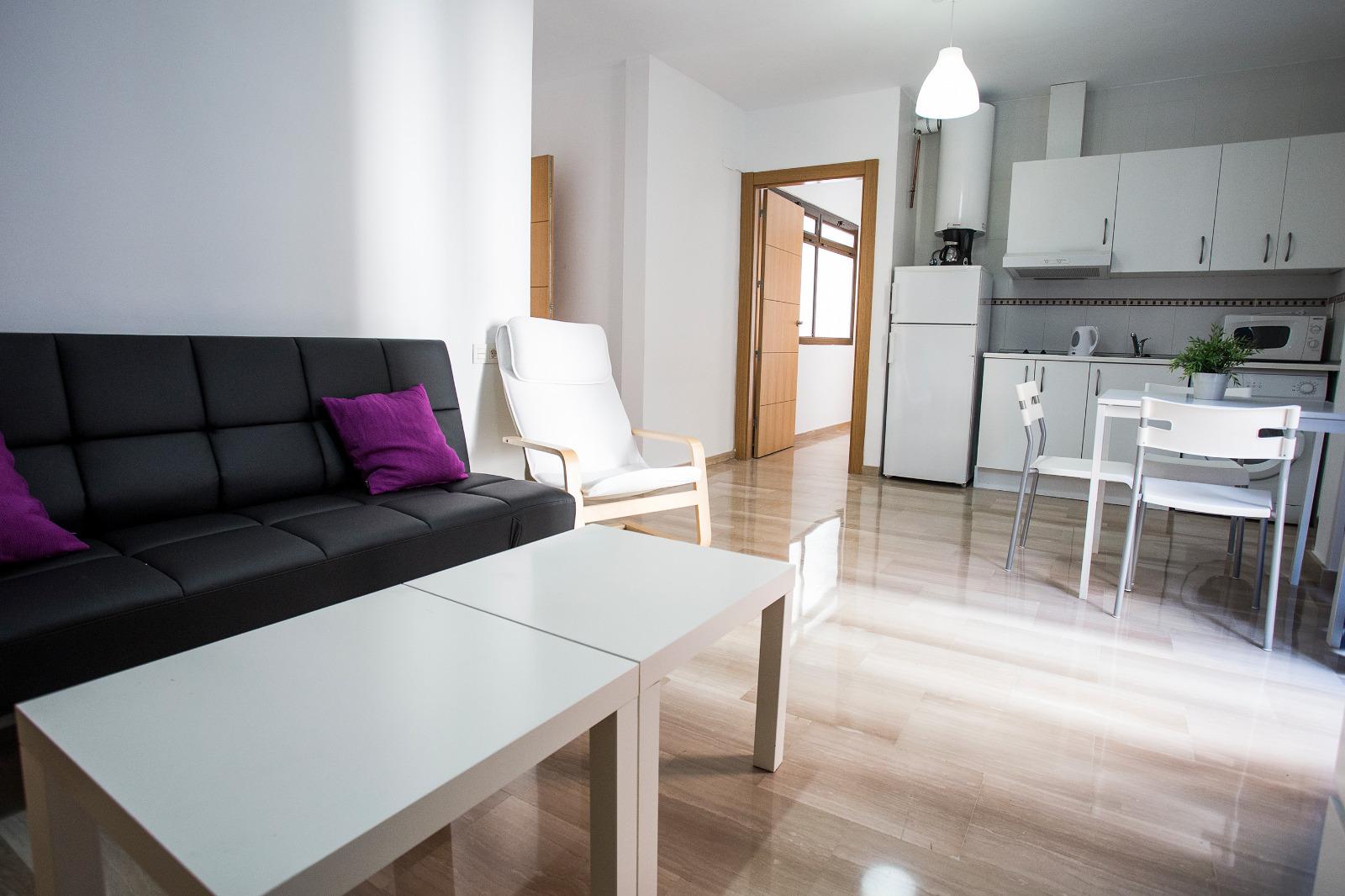 Apartamento para 2 personas Granada